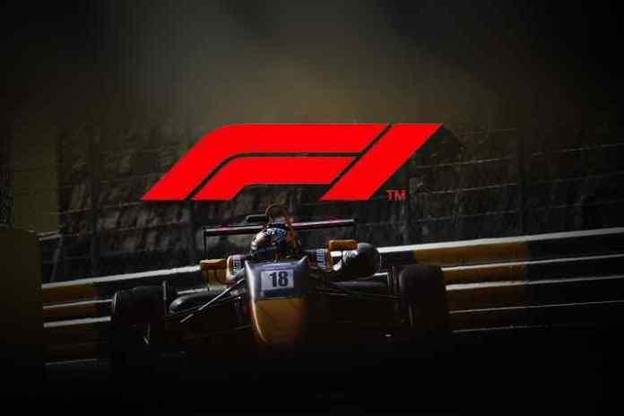 Formula One's New logo unveiled - InsideSport