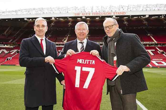 Manchester United announce 'official coffee partner
