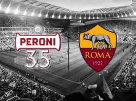 Peroni 3.5 becomes Roma's official beer