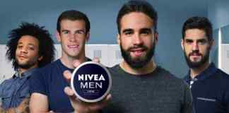 Real Madrid players to stay as Nivea Men - InsideSport