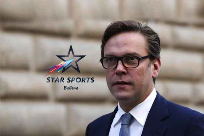 Star Sports to achieve break even targets by 2018: James Murdoch - InsideSport