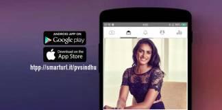 Badminton princess launches PV Sindhu app - InsideSport