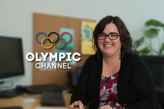 Mary Byrne, First Editor-in-chief of Olympic Channel - InsideSport
