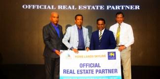 Sri Lanka Cricket gets an official real estate partner - InsideSport