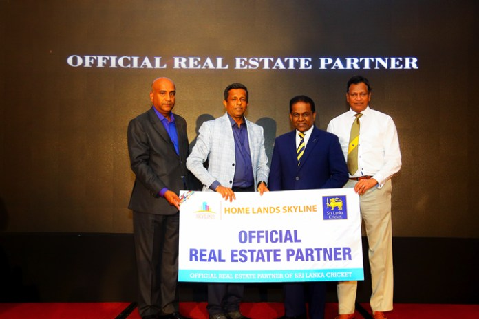 Sri Lanka Cricket gets an official real estate partner - InsideSport