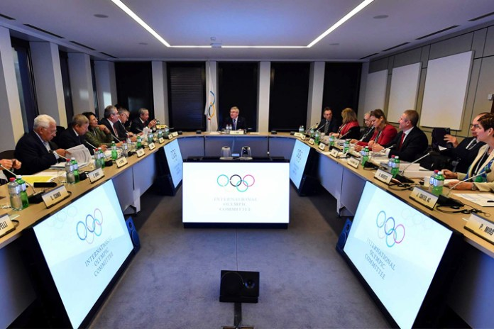 IOC bans Russia from Winter Olympic Games - InsideSport