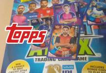 IPL cards makers Topps merges sports, entertainment divisions - InsideSport