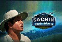Tendulkar launches Sachin Saga Cricket Champions gaming platform - InsideSport