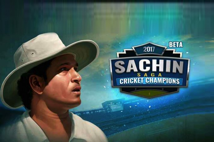 Tendulkar launches Sachin Saga Cricket Champions gaming platform - InsideSport