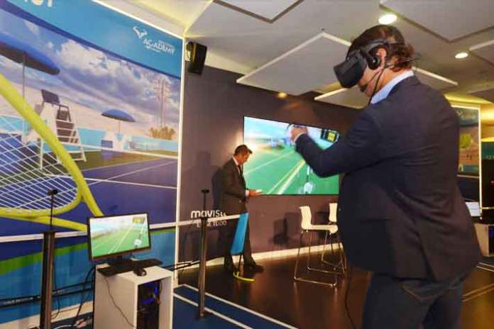 Nadal VR game an opportunity for fans to challenge King of Clay - InsideSport