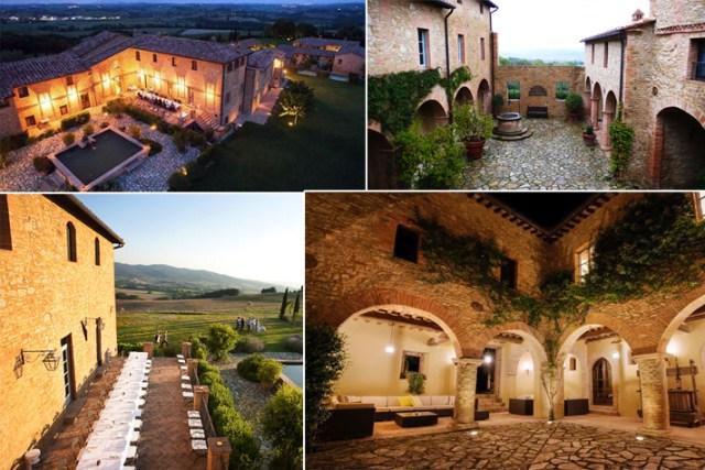 Borgo Finocchieto - Virat Anushka's Wedding Destination in Tuscany, Italy - InsideSport