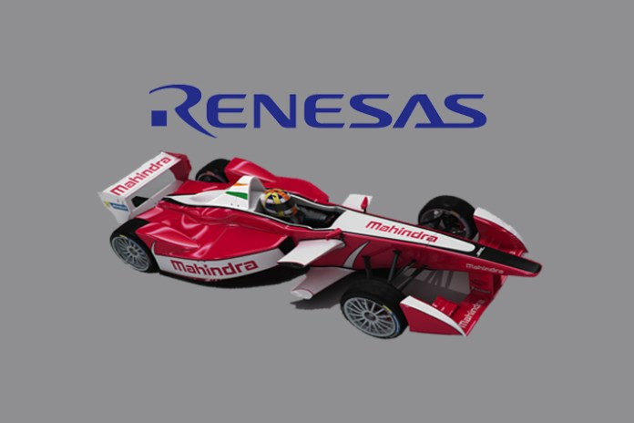 Mahindra-Renesas form strategic alliance for Formula E - InsideSport