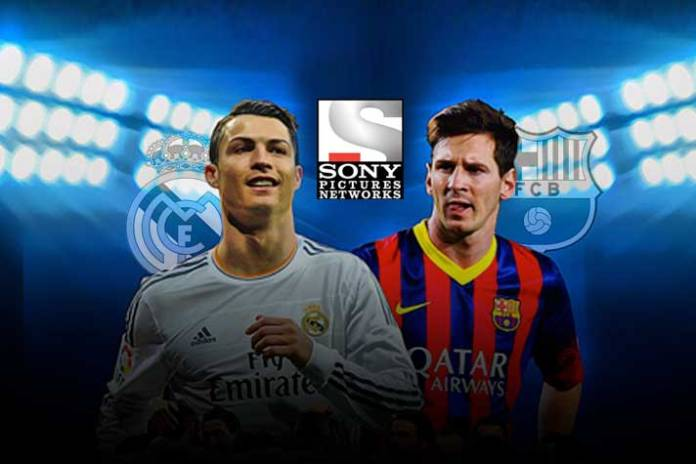Sony to broadcast El Clasico in four languages - InsideSport