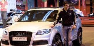 $108m football icon Kaka hangs his boots - InsideSport