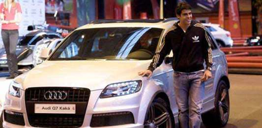$108m football icon Kaka hangs his boots - InsideSport