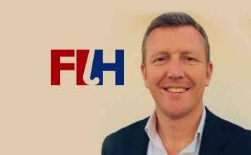 Jon Wyatt - Ex-England captain Wyatt named FIH Sport & Development Director - InsideSport