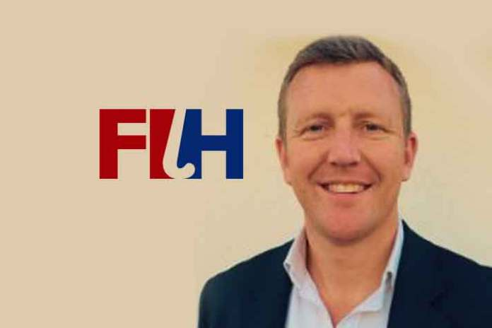 Jon Wyatt - Ex-England captain Wyatt named FIH Sport & Development Director - InsideSport