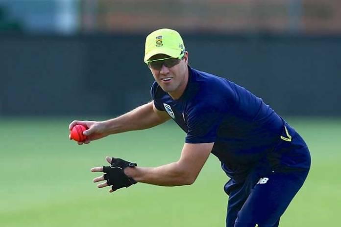 Ab de Villiers - InsideSport