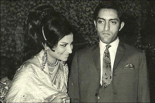 Mansoor Ali Khan Pataudi - Sharmila Tagore - InsideSport