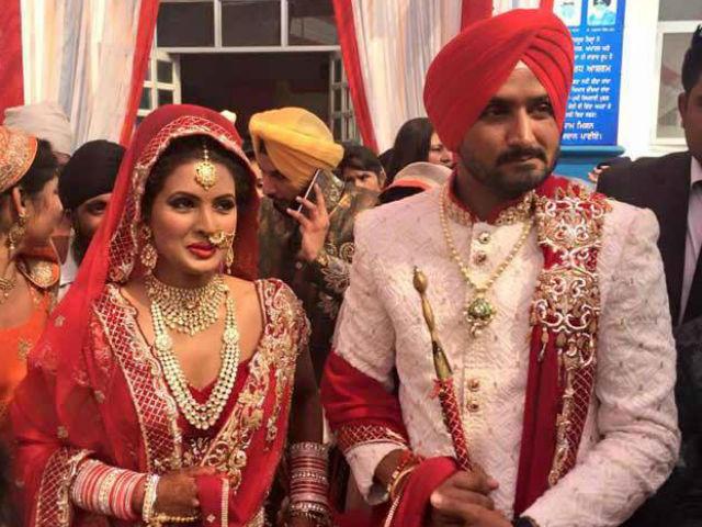 Harbhajan Singh - Geeta Basra - InsideSport