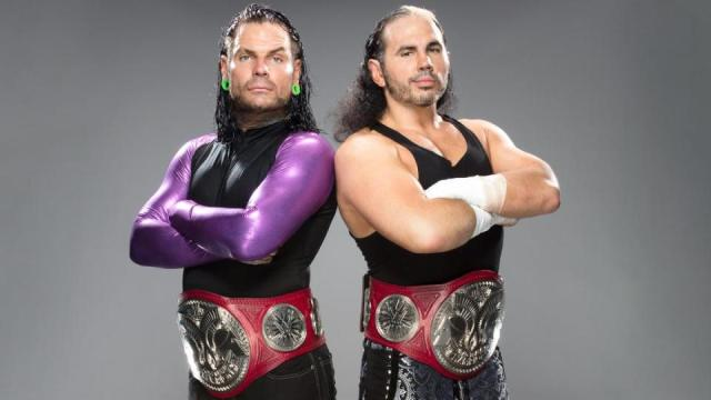 Hardy Boyz - Matt and Jeff Hardy - InsideSport
