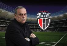 Avram Grant, former Chelsea manager and new appointed North East United FC Advisor - InsideSport