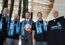 David Beckham - MLS Miami Team - InsideSport