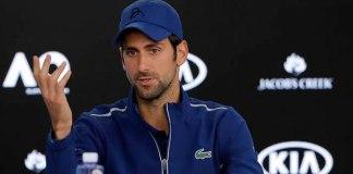 Novak Djokovic - InsideSport