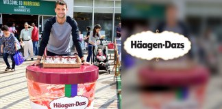 tennis,australian open,häagen-dazs,häagen-dazs ice cream,Grigor Dimitrov