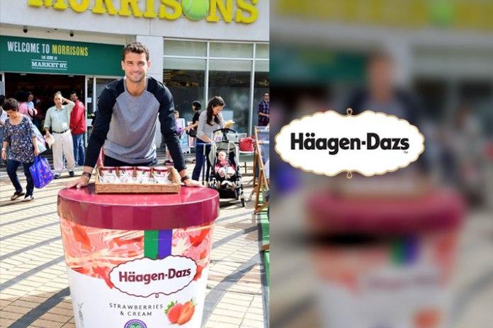 Grigor Dimitrov announced rand ambassador of Häagen-Dazs - InsideSport
