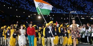 Indian Contigent at London 2012 Olympics - InsideSport
