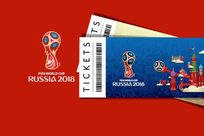 FIFA 2018 WC ticket demand goes past 3 million - InsideSport