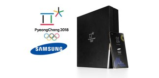 Samsung Galaxy Note 8 Olympic Edition - InsideSport