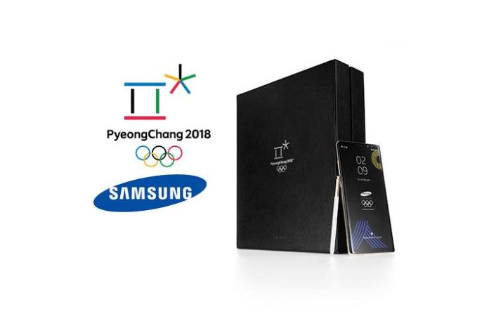 Samsung Galaxy Note 8 Olympic Edition - InsideSport