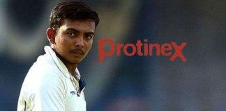 Prithvi Shaw, India U19 Cricket Team Captain - InsideSport