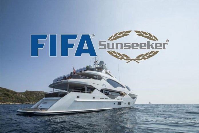 Sunseeker among official FIFA partner for 2018 WC Finals - InsideSport