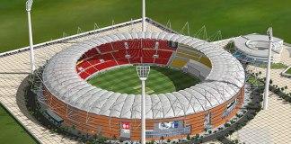 Goa Cricket Stadium - InsideSport