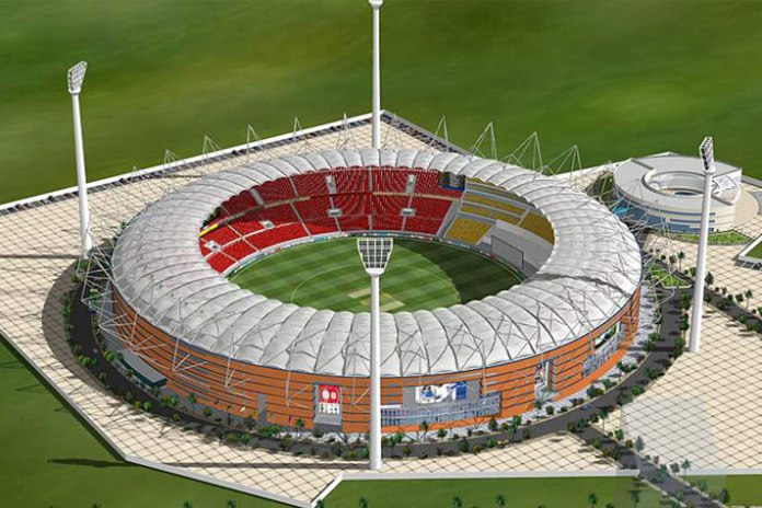 Goa Cricket Stadium - InsideSport