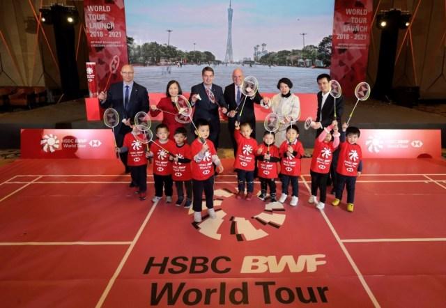 BWF partners with HSBC - InsideSport