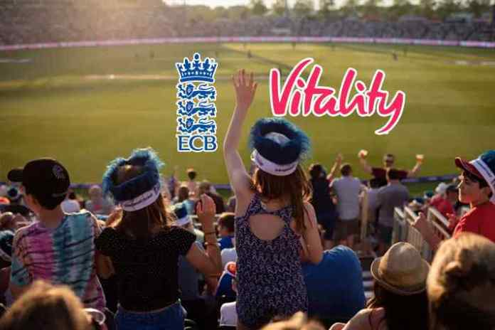 ECB gets new title sponsor for T20 Cricket - InsideSport