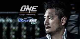 Chatri Sityodtong, Chairman and CEO of ONE Championship - InsideSport