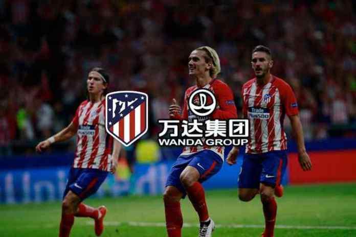 Wanda quits Atletico Madrid ownership - InsideSport