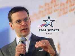 IPL great platform for monetisation: James Murdoch - InsideSport