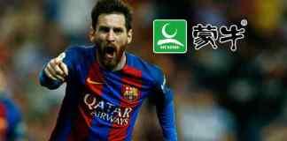FIFA World Cup sponsor Mengniu signs Lionel Messi - InsideSport
