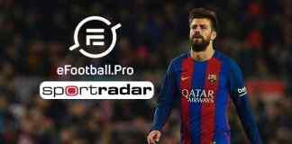 Sportradar awarded global media rights for Gerard-backed football esports firm eFootball.Pro - InsideSport