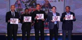 procam international,india cares foundation,delhi half marathon,airtel,airtel delhi half marathon