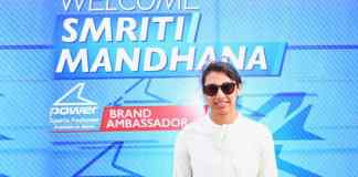 Smriti Mandhana,Smriti Mandhana Bata,bata power,bata power shoes,bata