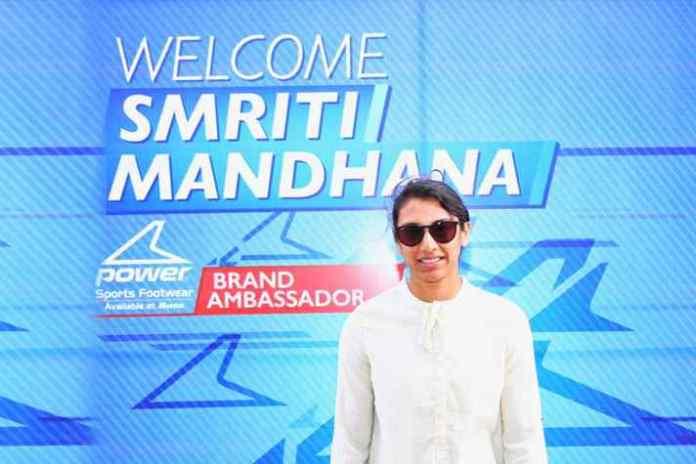 Smriti Mandhana - Bata Power - InsideSport