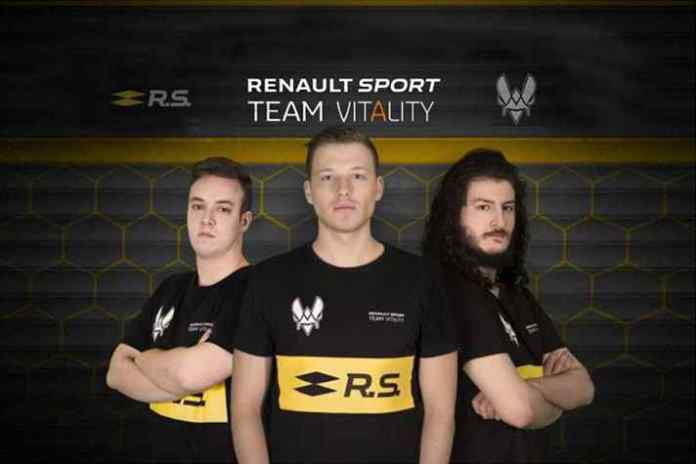 Renault F1 ties up with Vitality to enter esports - InsideSport