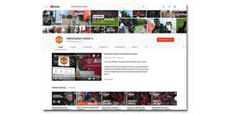 Manchester United launches its official YouTube channel - InsideSport